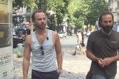 ممثلان سوريان يشاركان بمسلسل أوروبي عن اللاجئين بدورهما الحقيقي