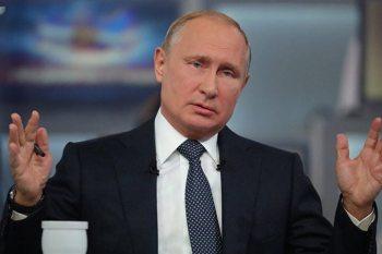 """الرئيس الروسي """"فلاديمير بوتين"""