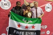 سوري يحرز بطولة العالم في الكيك بوكسينع في إيطاليا