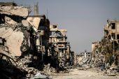 جرحى مدنيون بانفجار لغم من مخلفات داعش في الرقة