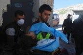 اتهامات جديدة للمعارضة بالتحضير لهجوم كيميائي شمال سوريا