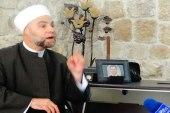 مفتي موالي للنظام: التقبيل في طرقات دمشق سببه إسرائيل!
