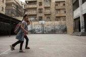 معلمة تعتدي على طفل في أحد مدارس النظام بحلب!
