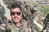 "جيش النظام يردد ""آه يا حنان""! (فيديو)"