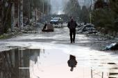 قتلى وجرحى من المدنيين بانفجار لغم في ريف دير الزور