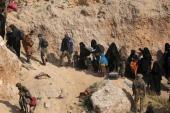 3  هجمات انتحارية لداعش تستهدف الخارجين من الباغوز