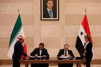 مقابل حماية الأسد ونظامه.. إيران سيطرت على جزء كبير من الاقتصاد السوري