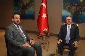 الحريري يلتقي وزير الخارجية التركي.. والأخير يعلق على أحداث إدلب