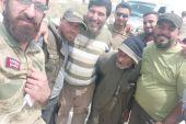 بعد إهانته من قبل النظام.. ختيار قلعة المضيق يصل إلى عفرين