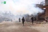 بعد قتل 500 مدني.. إيقاف الهجمات على إدلب حرصاً على الطلاب والفلاحين!