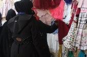 """جمعية """"نبع الحياة"""" في مدينة اعزاز تقيم معرضاً للنسيج والخياطة بمشاركة 22 سيدة"""