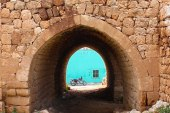 تديل.. قرية في ريف حلب الغربي تعود للعهد الروماني ما زالت تحتفظ بمعالمها القديمة