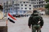 """النظام يحاصر مدينة الصنمين بريف درعا.. ومفاوضات مع """"ثوار الصنمين"""".. ما القصة؟"""