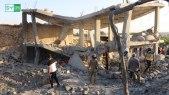 عشرات الضحايا سقطوا في إدلب خلال الساعات الأخيرة