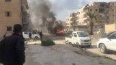 ضحايا مدنيون بانفجارات في الرقة.. ووفاة مدني في القامشلي