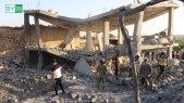 طائرات النظام تواصل غاراتها والفصائل تهاجم مواقعه في حماة
