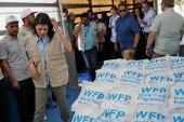 برنامج الغذاء العالمي يعلن توسيع عملياته الإغاثية في سوريا