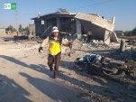 منسقو الاستجابة: عمليات النظام شمال سوريا ترقى لجرائم حرب
