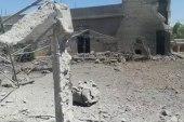 مقتل مدني وهجمات جوية على قرى وبلدات في حلب وإدلب