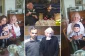 قصة عائلة سورية وهبها مسنّ سويدي أملاكه وحباً عميقاً