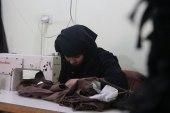 شاب يطلق مشروعاً لرفع قدرات النساء شمال حلب