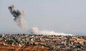 النظام يتكبد خسائر كبيرة في محيط خان شيخون وطائراته تنتقم من معرة النعمان