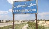 بدعم روسي.. النظام يسيطر على مسرح جريمته الكيماوية في خان شيخون