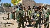 كيف يتم تغطية ميليشيات الحرس الإيراني وحزب الله المتمركزة على حدود الجولان؟