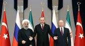 قمة أنقرة.. لا حلول واضحة بشأن إدلب واللجنة الدستورية ستبدأ أعمالها قريباً!