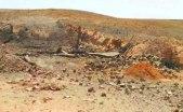 """بالصور.. ضربات جوية دمرت موقعاً لميليشيا """"فاطميون"""" في دير الزور"""