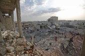 منسقو الاستجابة: خروقات النظام وروسيا تهدف لمنع السكان من العودة إلى قراهم في إدلب