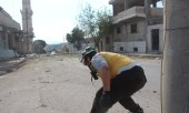 مقتل خمسة مدنيين بقذائف وصواريخ النظام في إدلب