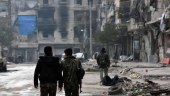 شبيح موالي للنظام يطعن مواطناً وسط حلب!