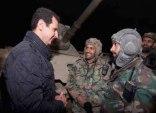 ناشطون يقارنون بين أفعال جيش الأسد في سوريا والجيش الإسرائيلي في فلسطين