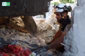 قصف جوي ومدفعي على مدن وبلدات محافظة إدلب