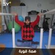 أحمد الولي شاب أصيب بالحرب.. تغلب على معاناته بإبداعه