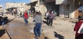بنيران قسد.. مقتل سيدة وإصابة أطفال في إعزاز شمالي حلب
