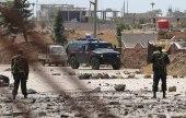 إصابة جنود روس بانفجار لغم قرب عين العرب في حلب