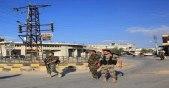 أمن النظام والشبيحة يحولون بلدة في حماة إلى ساحة معركة!