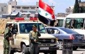 بالحواجز والدوريات.. أمن النظام يحاصر مدينة حرستا ويداهم بعض منازلها