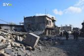 8 قتلى بينهم أطفال ونساء.. طيران النظام يمطر ريف إدلب بالبراميل المتفجرة!