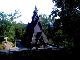 Stabkirche bei Bergen