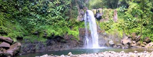 Dritter Wasserfall, 20 Meter hoch