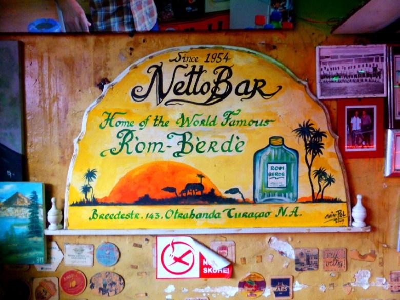 Nettobar in Willemstad, Curacao