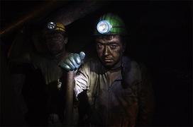 Coal-mine-workers