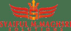 logo Syaiful m  maghsri