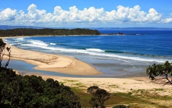 Pantai Ciantir - Sawarna