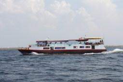 KM Nusantara dari Luar