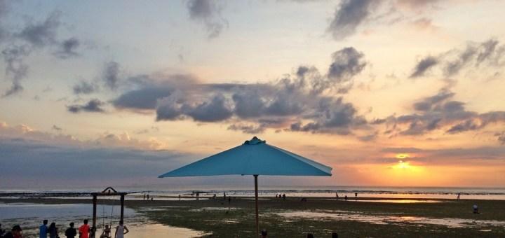 Sunset di Gili Trawangan 2