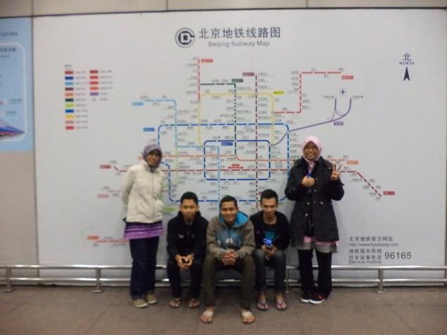 Arrival - Beijing Airport 2